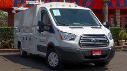 2018 Ford Transit Cutaway 350