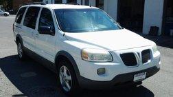 2005 Pontiac Montana SV6 1SA