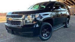 2016 Chevrolet Tahoe Police