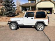 1993 Jeep Wrangler S