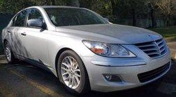 2010 Hyundai Genesis 3.8L V6