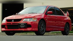 2006 Mitsubishi Lancer Evolution MR Edition