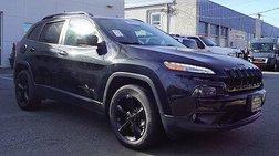 2016 Jeep Cherokee High Altitude