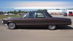 1967 Chrysler Imperial LEBARON FOUR DOOR