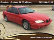 1998 Pontiac Grand Am SE