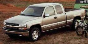 2002 Chevrolet Silverado 1500 EXT CAB 2WD 157.5WB