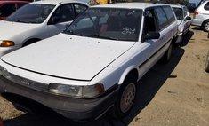 1989 Toyota Camry Deluxe