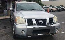 2005 Nissan Armada LE