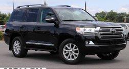 2019 Toyota Land Cruiser Base