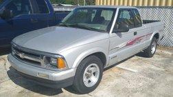 1997 Chevrolet S-10 Base