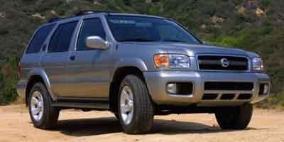 2003 Nissan Pathfinder SE