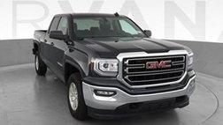 2018 GMC  SLE Pickup 4D 6 1/2 ft