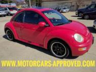 2002 Volkswagen New Beetle GLX 1.8T