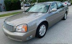 2000 Cadillac DeVille Base