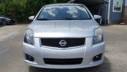 2012 Nissan Sentra SR Sedan 4D