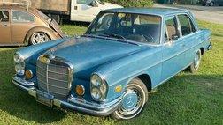 1973 Mercedes-Benz 1973 MERCEDES-BENZ 280 SE 4.5