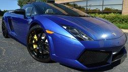 2009 Lamborghini Gallardo Spyder
