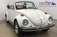 1978 Volkswagen Beetle Super Beetle