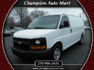 2003 Chevrolet Express Cargo Van 1500