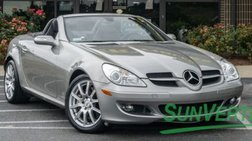 2006 Mercedes-Benz SLK-Class SLK 350