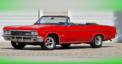 1966 Chevrolet Impala Number's Matching 396/325HP & 4-SPD Muncie / 2-Owner Car /