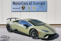 2018 Lamborghini Huracan LP 640-4 Performante