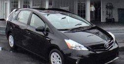 2012 Toyota Prius v Two
