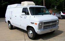 1990 Chevrolet Chevy Cargo Van G30