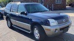 2005 Mercury Mountaineer 4.0L AWD