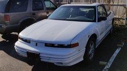 1997 Oldsmobile Cutlass Supreme SL