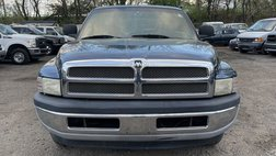 2001 Dodge Ram 1500 Short Bed
