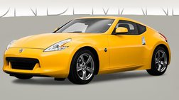 2009 Nissan 370Z Coupe 2D