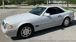 1995 Mercedes-Benz SL-Class SL 320