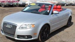 2008 Audi S4 quattro