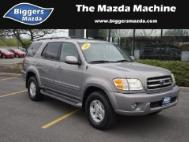 2001 Toyota Sequoia Limited