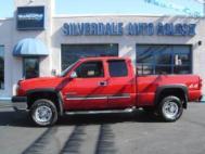 2003 Chevrolet Silverado 2500HD LS Extended Cab