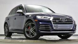 2018 Audi SQ5 3.0T quattro Prestige