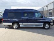 2013 Ford Econoline Cargo Van RWD Recreational: 6.8L-VMI TUSCANY-TV-DVD-QUADS-THIRD-JENSEN-LEATHER-CD-RWD