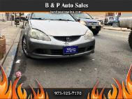 2005 Acura RSX 2dr Cpe AT Leather