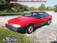 1991 Chevrolet Cavalier RS