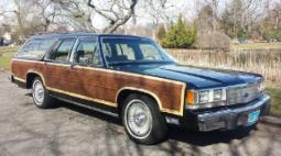 1991 Ford LTD Crown Victoria Country Squire LX