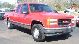 1998 GMC Sierra 1500 SLT