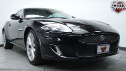 2013 Jaguar XK Touring
