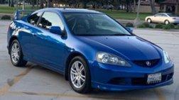 2006 Acura RSX RSX