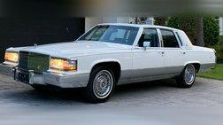 1990 Cadillac Brougham D'elegance