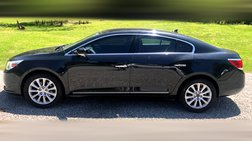 2013 Buick LaCrosse 4dr Sdn CXS FWD