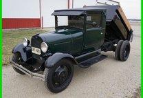 1929 Ford Dump Truck