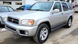 2003 Nissan Pathfinder LE 4WD
