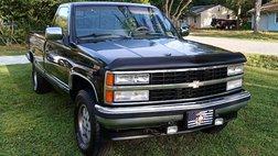 1990 Chevrolet  Silverado 4X4