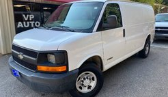 2004 Chevrolet Express Cargo Van 2500